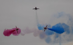 The Red Arrows at Goodwood 2015 - 03 (jzakariya) Tags: blue red white festival speed out nikon united nine performing 8 9 kingdom arrows nikkor 70300mm fos eight goodwood jawad 2015 zakariya d300s