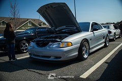 Blue Oval Meet 3/5/17 (LUEcreative) Tags: mustang foxbody foxmustang s197 newedge sn95 ford blueoval