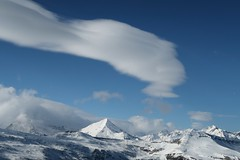 Atmospheric disturbances (No_Mosquito) Tags: clouds windy ngc austria salzburg alps gastein stubnerkogel canon powershot g7x mark ii hohe tauern view europe ski trip landscape scenery outdoor foehn ritterkopf