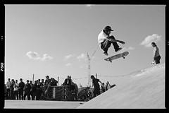 The Triangle (Hoff ²) Tags: refshaleøen skateboarding thetriangle diy skatepark skate copenhagen denmark cphopen