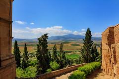 View to Monte Amiata - Tuscany, Italy (dejott1708) Tags: landscape tuscany toscana toskana italy italia italien cypresses monte amiata
