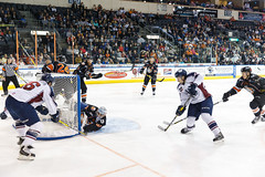 "Missouri Mavericks vs. Tulsa Oilers, March 5, 2017, Silverstein Eye Centers Arena, Independence, Missouri.  Photo: John Howe / Howe Creative Photography • <a style=""font-size:0.8em;"" href=""http://www.flickr.com/photos/134016632@N02/33158623582/"" target=""_blank"">View on Flickr</a>"