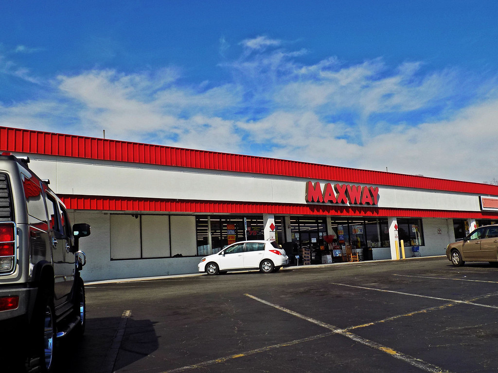 The World\'s most recently posted photos of maxway - Flickr Hive Mind