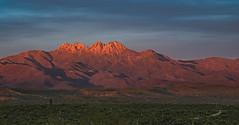 Beauty of Tonton National Forest, AZ (Mike Boening Photography) Tags: az olympusomdem1markii saguarolake trailblazer cactus clouds mikeboening mountains olympus sky sunset sun tontonationalforest arizona landscape