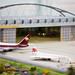 Miniatur Wunderland: Flughafen - Lufthansa Technik