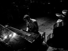Joey Skoch (piano62) Tags: jazz chicago piano joeyskoch sonya7rii sony28mmf2 monochrome blackandwhite
