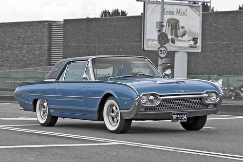 Ford Thunderbird Landau Hardtop Coupé 1962 (1384)