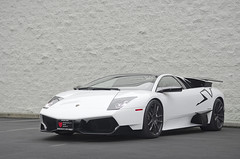 Lamborghini Murcielago LP670-4 SV by Specialty Car Craft