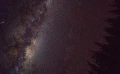 Stars above Curanipe / Estrellas sobre curanipe (Walt Alarcon) Tags: chile sky night stars noche cielo estrellas curanipe