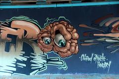 graffiti (wojofoto) Tags: streetart amsterdam graffiti hof flevopark amsterdamsebrug coloredeffects wojofoto