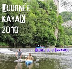 Journée Kayak 2010