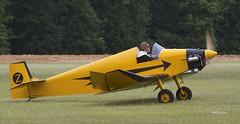 """Jodel D 9 Bebe 91Y.."""" l'avion de Zozo"""" (MBD photographies (Ile de France)) Tags: borderfx"""