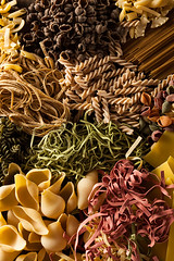 Assorted Homemade Dry Italian Pasta (brent.hofacker) Tags: italy food yellow cuisine healthy italian mediterranean raw background wheat traditional group dry pasta gourmet pile noodles carbohydrate ribbon noodle variety spagetti spaghetti heap assortment macaroni penne ingredient uncooked italiancuisine fusilli farfalle farfalline rigate thinspaghetti