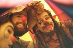 colorplus-spotmatic (André Auke) Tags: parque analog 35mm 50mm analógica pentax kodak sãopaulo clown spotmatic poesia filme cor niver grão analógico película colorplus200 kodakcolorplus200