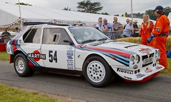 Lancia Ralley. (foto.pro) Tags: italy car speed power rally fast martini pageant ralley cholmondley lanci competitin