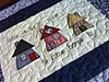TaPeTe (DoNa BoRbOlEtA. pAtCh) Tags: handmade application patchwork tapete applique cozinha aplicação quiltlivre bordadoàmão donaborboletapatchwork denyfonseca