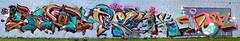 93 - Bobigny (o_Ouissem) Tags: street wild panorama streetart paris art graffiti mural king style spray kings yelow cans aerosol aerosolart ourcq graffitiart mct wildstyle sprayart resh bobigny fatcap pck fatcaps nawi nawy nawie ripsytose