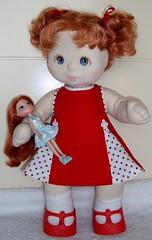 v.248 (nueva edicin)= 77 (Vero, Vestidos para muecas My Child) Tags: dolls child dress 80 mattel muecas vestidos mychild my