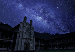 Heaven is a place nearby (Ateens Chen) Tags: longexposure nature night landscape star clear ateens carlzeiss zf2 distagont2821 flickrhongkong flickrhkma