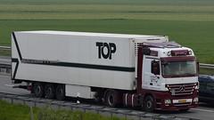 NL - Excellent Logistics >TOP< MB Actros 1944 LH02 (BonsaiTruck) Tags: top camion excellent trucks mb lorries lkw actros