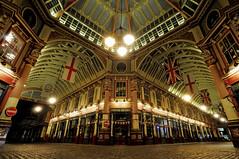 UK - London - Photo24 - Leadenhall Market at night 01_DSC9813 (Darrell Godliman) Tags: building london architecture leadenhallmarket market empty victorian leadenhall desserted photo24london uklondonphoto24leadenhallmarketatnight01dsc9813