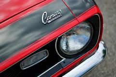 1968 (Drew Z) Tags: red chevrolet sony ss camaro chevy 1968 a290