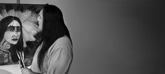 Bill Miller (BillMillerArts) Tags: santa music art love beauty hope smithsonian bill paint artist acrylic nashville market native guitar indian faith fine ken flute miller american painter singer fe nmai songwriter songbird cca cinematheque swaia lingad