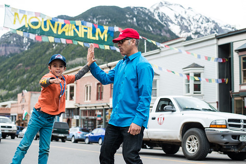Mountainfilm Main Street