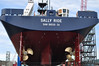 2014-07-13 R/V Sally Ride (AGOR 28) (02) (2048x1360) (-jon) Tags: anacortes fidalgoisland sanjuanislands skagitcounty washingtonstate guemeschannel rvsallyride agor28 dakotacreekindustries shipyard build construction scrippsinstitutionofoceanography auxiliarygeneraloceanographicresearch propeller rudder zincs galvanicanode galvaniccathodicprotection a266122photographyproduction researchsurveyvessel usnavy straitofjuandefuca salishsea pugetsound pacificnorthwest shipbuilding imo9695171 mmsi369140000 wsaf sallyride oceanography oceanographic research