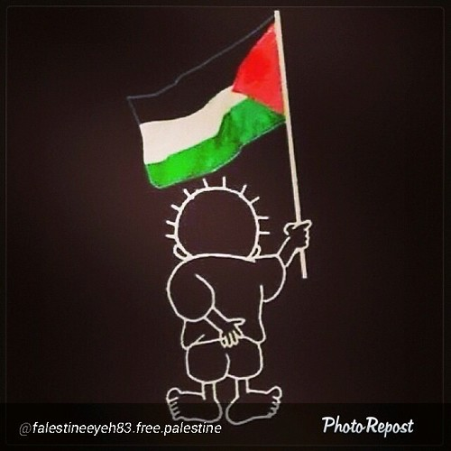 Free Palestine, End the Occupation, Tear Down the Apartheid Wall