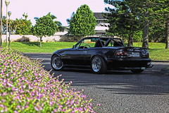 sdaaaaa (aaron_boost) Tags: hawaii oahu miata clubroadster workwheels workequip