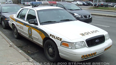 Sret du Qubec (QC) (policecanada.ca) Tags: ford quebec police service sq urgence interceptor 0093