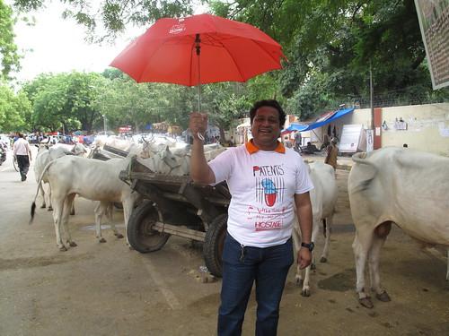 India TRIPS-plus Protest