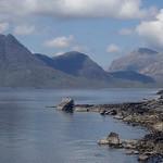Loch Scavaig and Skye mountains thumbnail