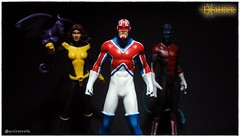 ShadowCat, Captain Britain and Nightcrawler - Excalibur - Marvel Heroes (Gui Lopes BH) Tags: classic comics miniatures action britain kitty statues pride collection xmen captain heroes figurine marvel universe figures excalibur nightcrawler miniaturas shadowcat eaglemoss guilopesbh