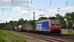 CH 482 024 Bonn-Mehlem 24.05.2014 (hansvogel51) Tags: germany deutschland schweiz bonn ch bombardier traxx sbbcargo eloks br482 auslndischeloks