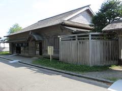 Takeoka general store (1898) (Joel Abroad) Tags: building architecture wooden sapporo hokkaido business generalstore pioneer meiji historicalvillage takeoka