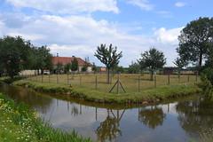 Hoeve Drie Torens, Perk (Erf-goed.be) Tags: geotagged perk hoeve davidteniers vlaamsbrabant steenokkerzeel archeonet drietorens geo:lon=44858 geo:lat=509392 teniershoeve