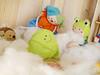 Encha de plumante antes de fechar e finalize a costura (Ateliê Bonifrati) Tags: cactus cute diy craft feltro tutorial pap lepetitprince molde fel pequenopríncipe passoapasso bonifrati agulheiro