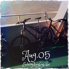 #everydaybybike #fixie #cycle #bike #mtb #ship #norderney #mnster (Singlespeed2011) Tags: bike square ship norderney cycle squareformat mtb fixie mnster iphoneography instagramapp