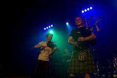 Peatbog Faeries (iaingarrett) Tags: music concert guitar gig violin bagpipes cambridgefolkfestival peatbogfaeries