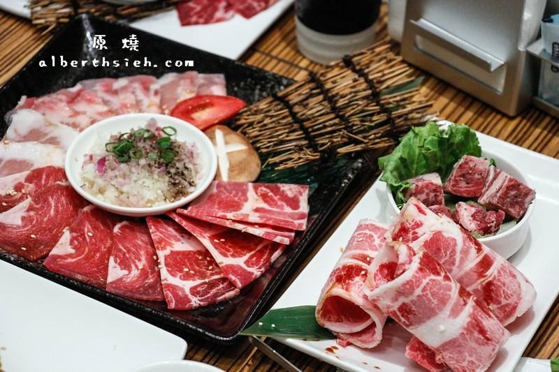 【王品集團】桃園龜山.原燒優質原味燒肉(把單點當成吃到飽點超爽)