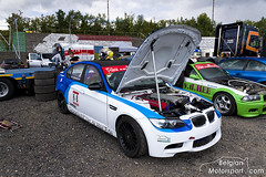 BMW E90 M3 SRT-10 Viper engine (belgian.motorsport) Tags: show de smoke events engine rubber burning bmw van m3 viper drifts sideways hee drifting drift srt10 e90 2014 nrburgring nurburgring ndc reyer skylimit driftcup