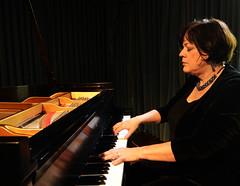 Pianist Elena Belli