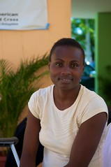 Young mom (JP Theberge) Tags: art haiti amputees challengedathletes