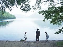 (_kaochan) Tags: lake landscape lumix panasonic 14mm vsco lumixgf1 panasonicdmcgf1 lumixdmcgf1 vscocam