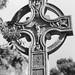celtic cross - Layd Old Church