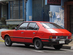 Hyundai Pony 1200 1982 (RL GNZLZ) Tags: pony hyundai giugiaro pony1200