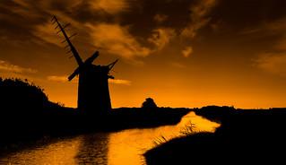 A Brograve sunset