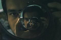 Selfie (Asif Arman) Tags: gimp selfie droste mathmap